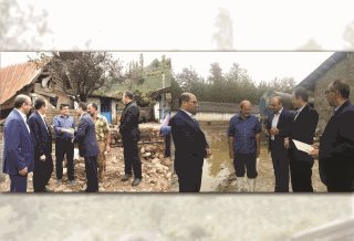 بیمه آسیا خسارت سیل استان های گیلان و مازندران را پرداخت کرد