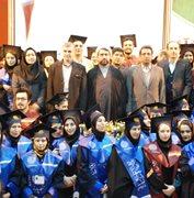 بیمه آسیا از فارغ التحصیلان دانشگاه پیام نور تقدیر کرد
