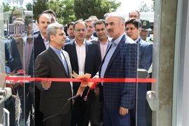 افتتاح شعبه بیمه آسیا در جلفا