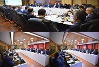 مجامع فصلی مناطق چهار ، دو و شش بیمه آسیا برگزار شد