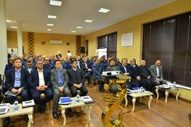 برگزاری همایش تخصصی مشترک بیمه آسیا و پرشیا خودرو