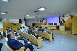 بیمه آسیا  میزبان مسئولین روابط عمومی های پایگاه های بسیج تابعه وزارت امور اقتصادی و دارایی