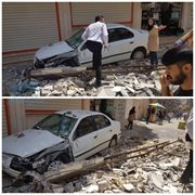 اعلام آمادگي بيمه آسيا براي بررسي و پرداخت خسارت ها در منطقه زلزله زده مسجد سليمان