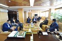 بیمه آسیا میزبان اولین نشست تخصصی انجمن خبرنگاران بیمه