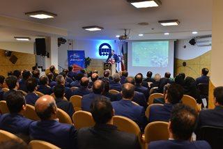 برگزاری آیین دید و بازدید نوروزی در بیمه آسیا