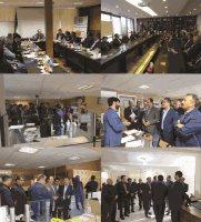 حضور مدیرعامل بیمه آسیا در استان مازندران