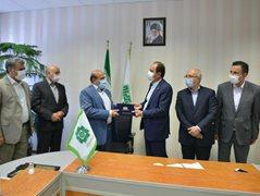 بیمه آسیا و سازمان امور مالیاتی کشور، قرارداد بزرگ بیمه ای خود را منعقد کردند