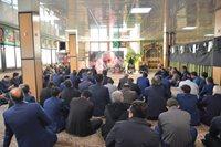 مراسم تجلیل از سردار شهید سپهبد حاج قاسم سلیمانی در بیمه آسیا برگزار شد