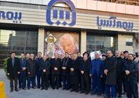 حضور پرشور بیمه آسیا در مراسم باشکوه تشییع و تجلیل از سردار شهید حاج قاسم سلیمانی