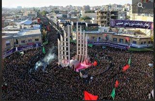 بيمه آسيا بزرگترين اجتماع عزاداري شيعيان جهان را تحت پوشش قرار داد