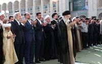 مراسم با شکوه نماز جمعه تهران تحت پوشش بیمه آسیا قرار گرفت